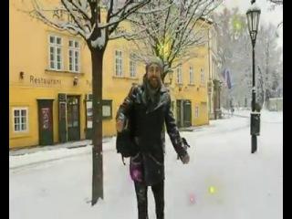 Бедняков - Снег кружится на чешском)